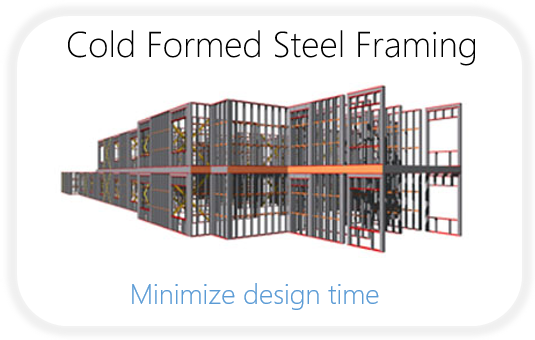 Cold Formed Steel Framing